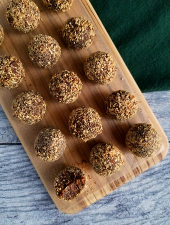 Gluten-Free Gingerbread Bites