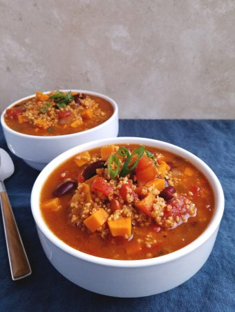 Sweet Potato & Millet Stew